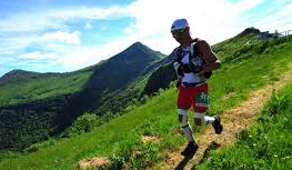 Ultra trail of the Puy Mary