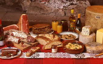 Gastronomy Cantal
